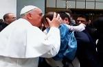 Papa Francisco y Familias