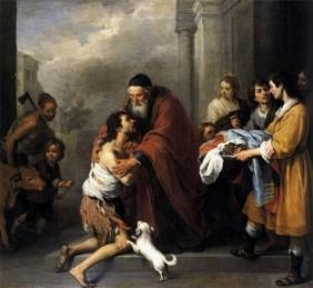 El retorno del hijo pródigo