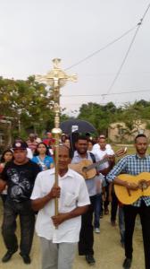 Evangelización Pascual 2016.